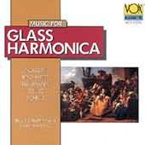 MUSIC FOR GLASS HARMONICA