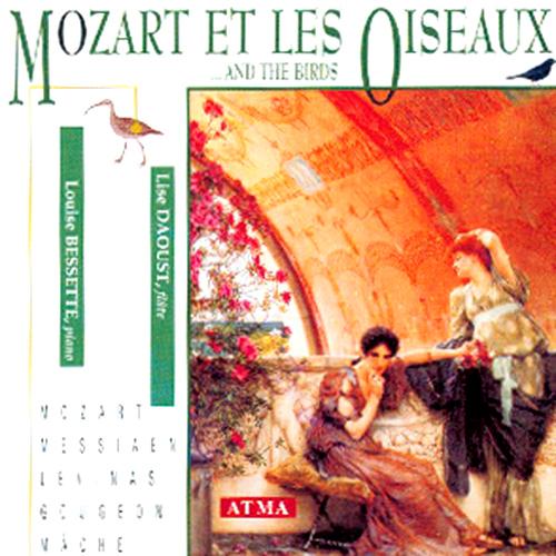 MOZART: Violin Sonatas Nos. 7-9 (arr. for flute)
