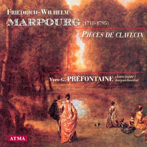 MARPOURG: Pieces de clavecin