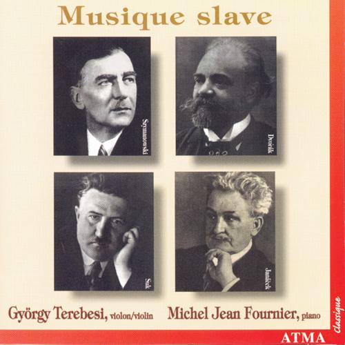 SZYMANOWSKI / JANACEK: Violin Sonatas