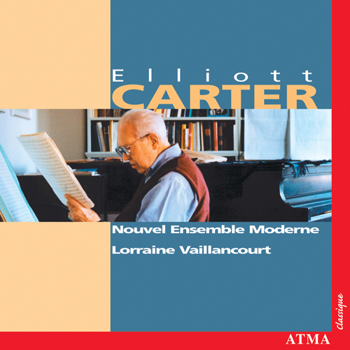 CARTER: Chamber and Instrumental Music