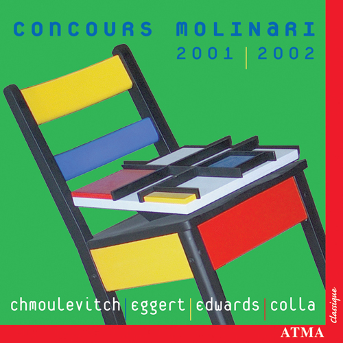 CONCOURS MOLINARI 2001-2002 - Winners of the Molinari Quartet's 1st Composition Competition