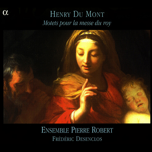 DU MONT: Motets / Keyboard Works