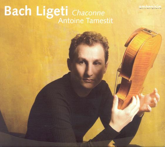 BACH, J.S.: Violin Partita No. 2, BWV 1004 (arr. for viola) / LIGETI, G.: Sonata for Viola Solo (Tamestit)
