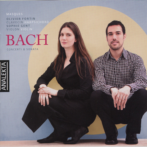 BACH, J.S.: Keyboard Concertos BWV 1052, 1056 / Sonata No. 2 for Violin and Harpsichord / Italian Concerto (Fortin)