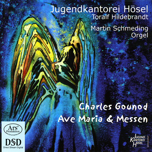 GOUNOD, C.-F.: Messe breve No. 7 aux chapelles / Mass in B flat major / Mass No. 2 / Ave Maria (Jugendkantorei Hosel, Hildebrandt)