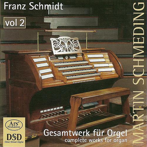 SCHMIDT, F.: Organ Music (Complete), Vol. 2 - Kleine Praludien und Fugen / Der Heiland ist erstanden / Haydns Gott erhalte (Schmeding)