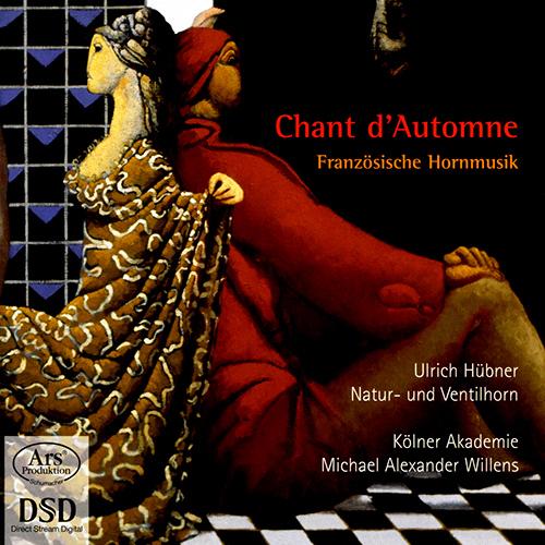 Horn Recital: Hubner, Ulrich - SAINT-SAENS, C. / RADOUX, J.-T. / PESSARD, E. / JEANJEAN, P. / KUNC, A. / GUILLEMYN, R. / STRONG, G.T. / CHABRIER, E.