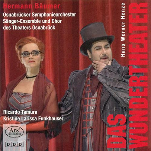 HENZE, H.W.: Wundertheater (Das) [Opera] (Baumer)