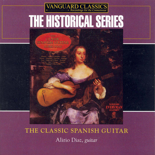 SPANISH CLASSICAL GUITAR (THE)