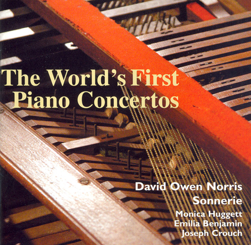 BACH, J.C. / ABEL / HAYES / HOOK: Keyboard Concertos (The World's First Piano Concertos) (Norris)