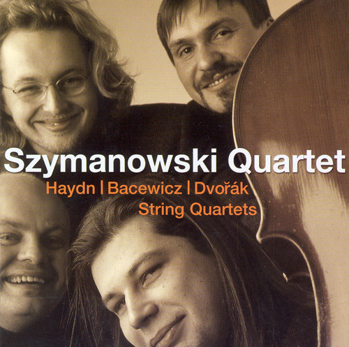 HAYDN, J.: String Quartet No. 42  / BACEWICZ: String Quartet No. 4 / DVORAK: String Quartet No. 14
