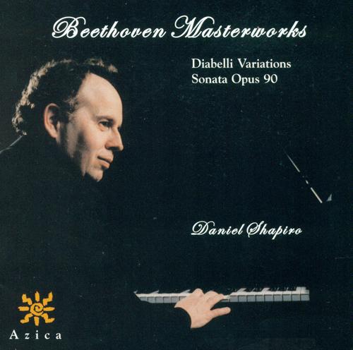 BEETHOVEN, L. van: Diabelli Variations / Piano Sonata No. 27 (Shapiro)