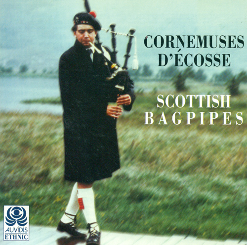 SCOTLAND Scottish Bagpipes