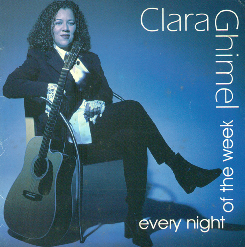 GHIMEL, Clara: Every Night of the Week