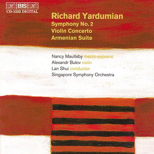 YARDUMIAN: Symphony No. 2 / Violin Concerto / Armenian Suite