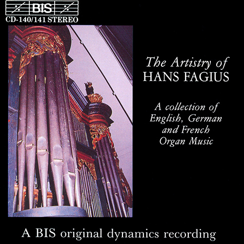 ARTISTRY OF HANS FAGIUS (THE)