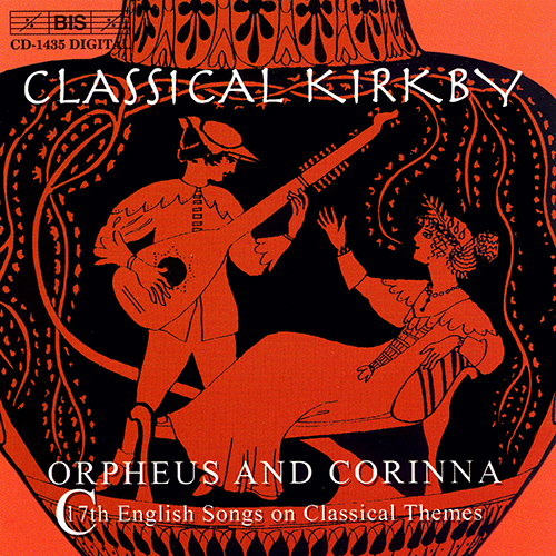 Classical Kirkby - Orpheus and Corina