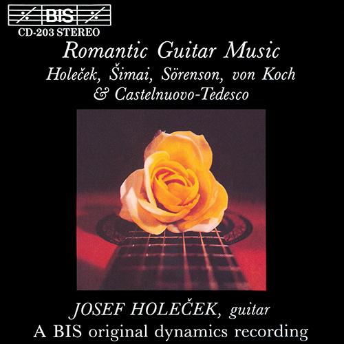 CASTELNUOVO-TEDESCO: Guitar Sonata / SIMAI: Impressions