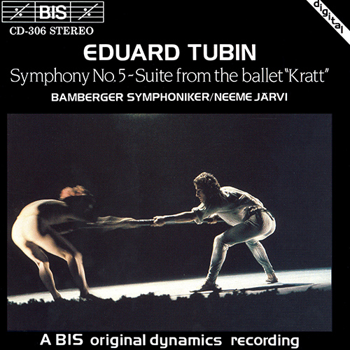 TUBIN: Symphony No. 5 in B minor / Suite from Kratt (The Goblin)