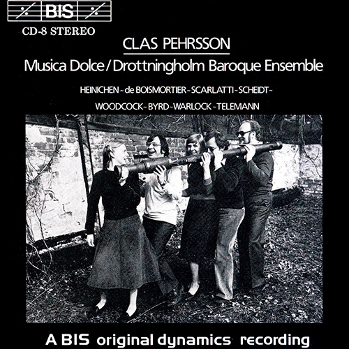 PEHRSSON, Clas: Music for Recorder Ensemble