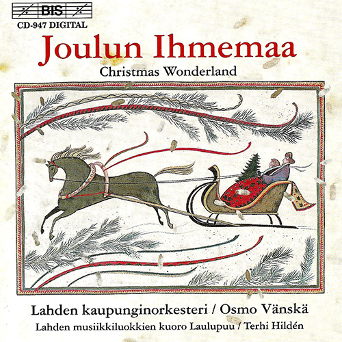 CHRISTMAS MUSIC FROM FINLAND