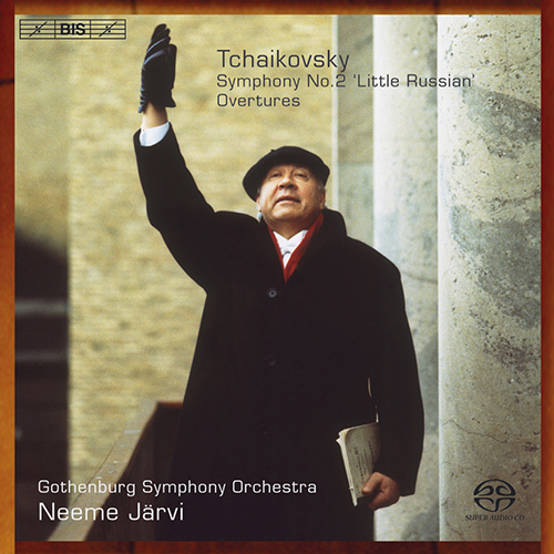 "TCHAIKOVSKY, P.I.: Symphony No. 2, ""Little Russian"" / The Storm / Festival Overture / Overture in F major  (Gothenburg Symphony, N. Jarvi)"