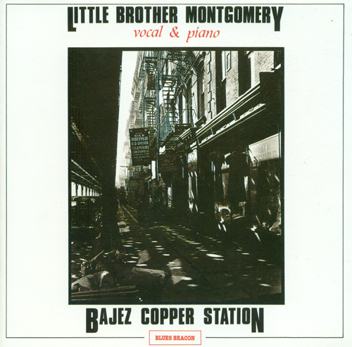 MONTGOMERY, Little Brother: Bajez Copper Station
