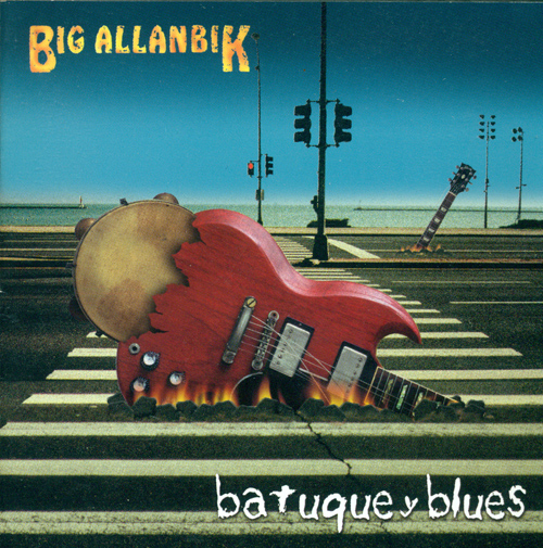 BIG ALLANBIK: Batuque y Blues