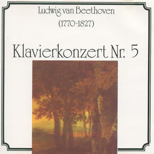 "BEETHOVEN, L. van: Piano Concerto No. 5, ""Emperor"" (Toperczer, Slovak Philharmonic, Pesek) / Piano Sonata No. 17, ""Tempest"" (Capova)"