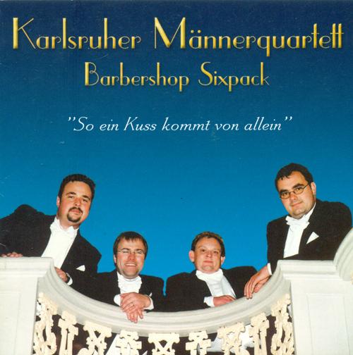 Vocal Arrangements - GROTHE, F. / KREISLER, F. / PLESSOW, E. / WILDEN, P./ HUPFELD, H. / HEYMANN, W.R. / BOCCHERINI, L. (Karlsruher Mannerquartett)