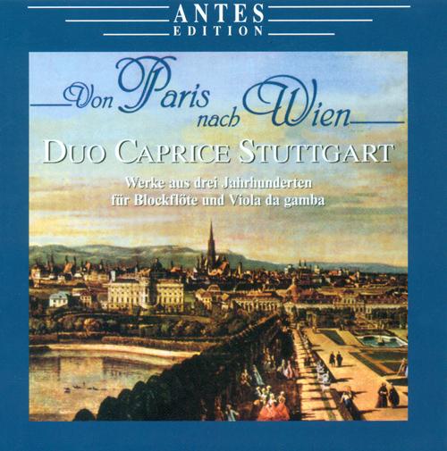 Recorder and Viola da gamba Recital: Duo Caprice - SATIE, E. / MAUTE, M. / RAMEAU, J.-P. / MUFFAT, G. / COUPERIN, F. / HAYDN, F.J. / ABEL, C.F.