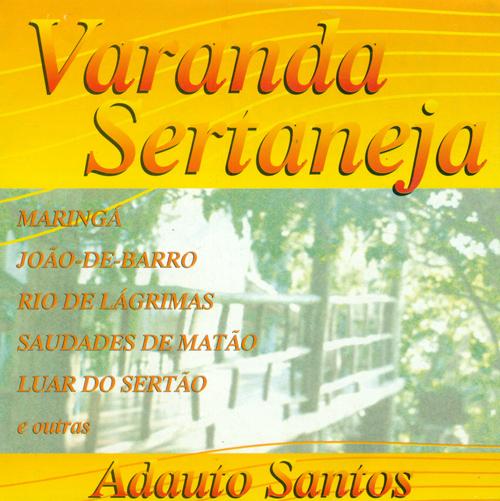 BRAZIL Adauto Santos: Varanda Sertaneja