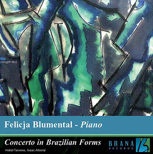 TAVARES: Piano Concerto in Brazilian Forms No. 2 / ALBENIZ: Piano Concerto No. 1