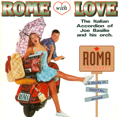BRAZIL Joe Basilie: Rome with Love