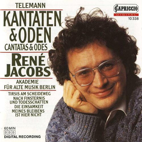 TELEMANN, G.P.: Cantatas and Odes
