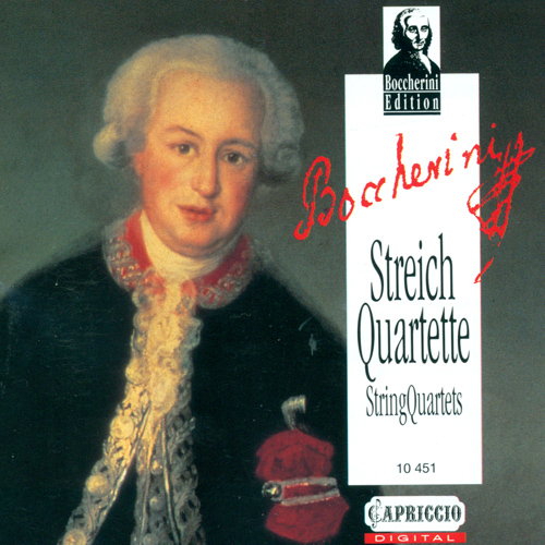BOCCHERINI, L.: String Quartets - G. 177, 194, 213, 248 (Petersen Quartet)