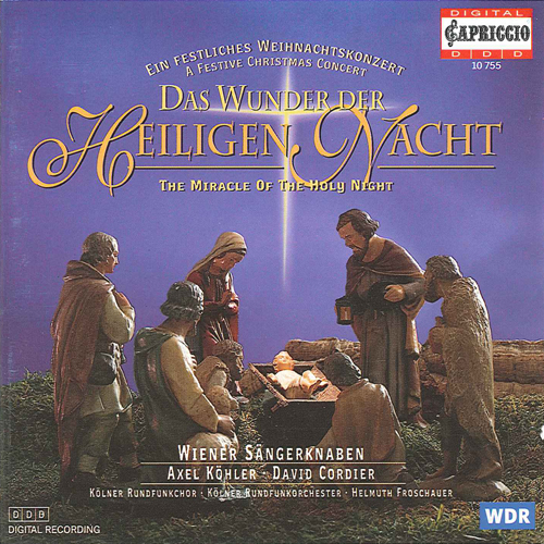 CHRISTMAS MUSIC (The Miracle of the Holy Night) (Froschauer)