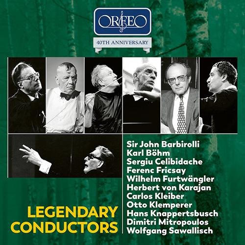 Orfeo 40th Anniversary Edition - Legendary Conductors