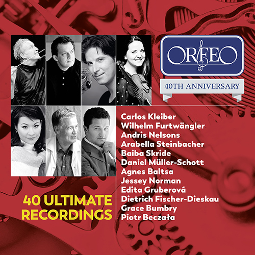 Orfeo 40th Anniversary Edition - 40 Ultimate Recordings