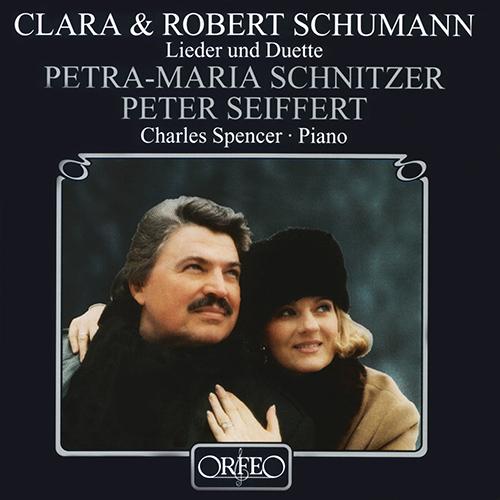 SCHUMANN, R. / SCHUMANN, C.: Lieder / Duets