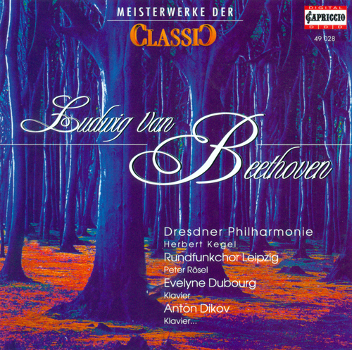 CLASSIC MASTERWORKS - Ludwig van Beethoven