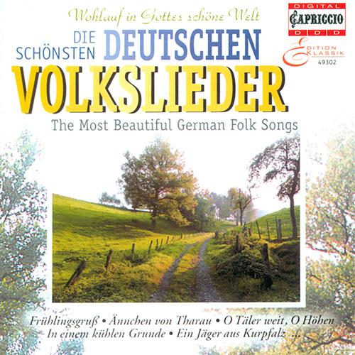 Choral Music (German) - SCHUMANN, R. / SILCHER, F. / GLUCK, F. / FRANZ, R. / LYRA, J.W. / MENDELSSOHN, Felix / FESCA, F.E. / BRAHMS, J. / SCHULZ, J.A.