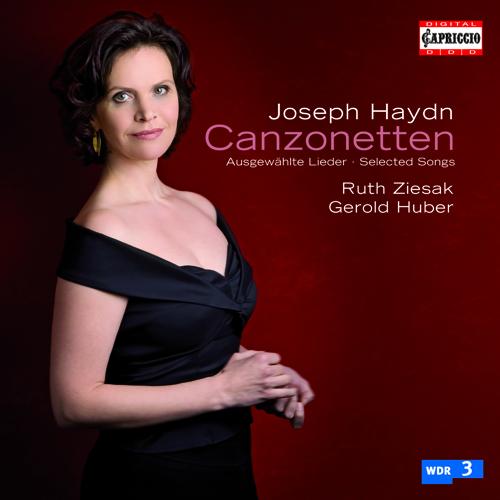 HAYDN, F.J.: Lieder (Ziesak, Huber)