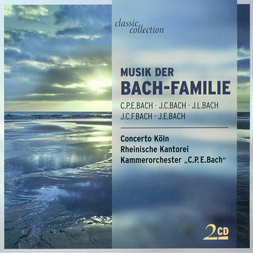 BACH FAMILY (MUSIC OF THE)
