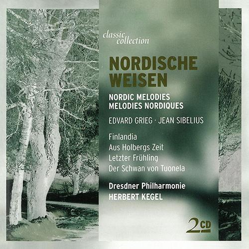GRIEG, E.: From Holberg's Time / SIBELIUS, J.: Karelia Suite / Finlandia / Valse triste / Suite champetre