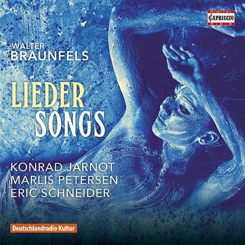 BRAUNFELS, W.: Lieder