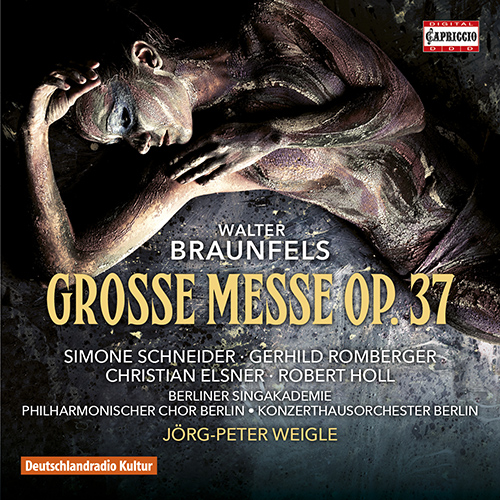 BRAUNFELS, W.: Grosse Messe