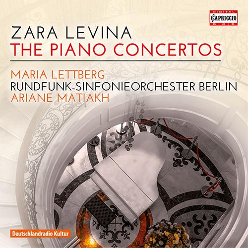 LEVINA, Z.A.: Piano Concertos Nos. 1 and 2