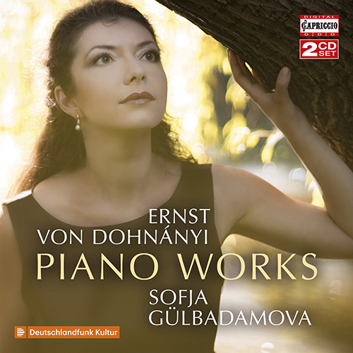DOHNÁNYI, E. von: Piano Works